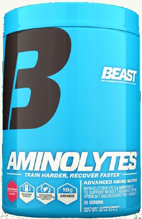 Beast Sports Nutrition Amino Acids Pineapple Beast Sports Nutrition Aminolytes 30 servings