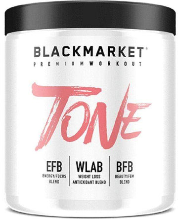BlackMarket Labs Tone 30 servings