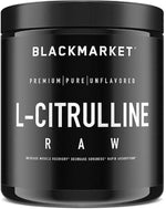 Black Market Labs Citrulline BlackMarket Labs L-Citrulline Raw