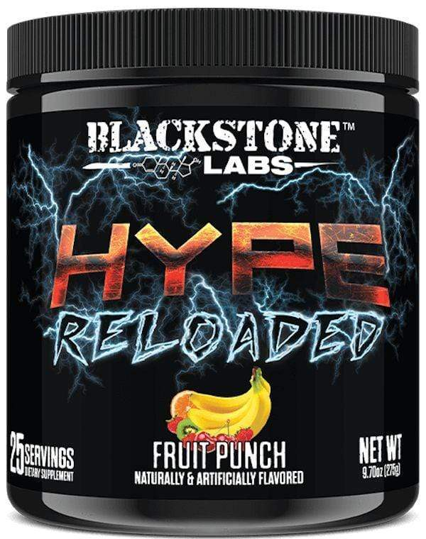 Blackstone Labs Muscle Pumps Blackstone Labs Hype Reloaded 25 servings