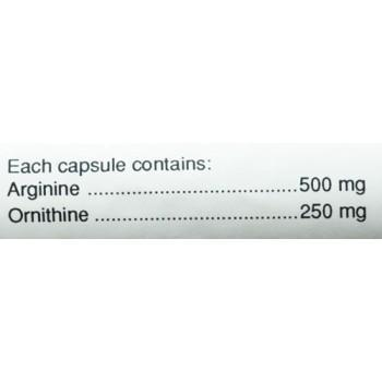 Body & Fitness L-Arginine & Ornithine 100 cap Clearance