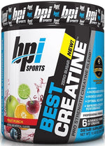 BPI Sports Creatine Fruit Punch BPI Sports Best Creatine 50 servings