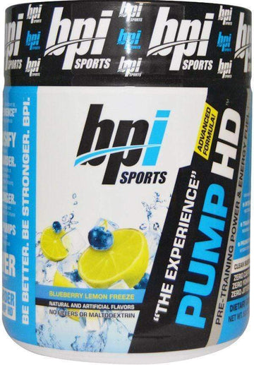 BPI Sports Pump-HD 25 servings BLOWOUT