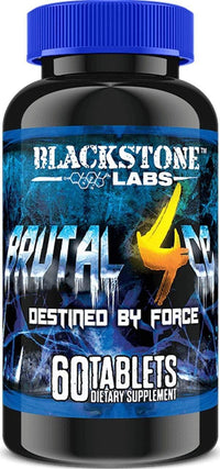 Blackstone Labs Andro Blackstone Labs Brutal 4ce 60 Tabs (code: 10off)