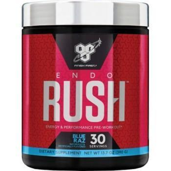 BSN Pre-Workout sour candy BSN EndoRush 30 servings
