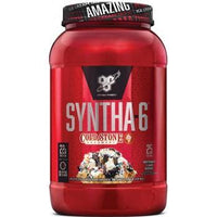 BSN Protein german chocolate cake BSN Syntha-6 Cold Stone Creamery 2.59 lbs