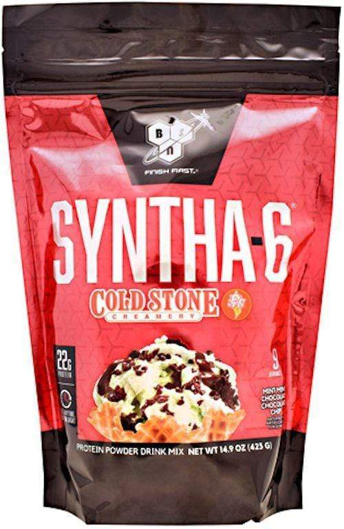 BSN Protein BSN Syntha-6 Cold Stone Creamery .95lbs