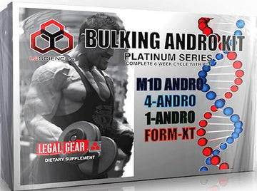 LG Sciences Bulking Kit 6 weeks