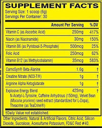 Cellucor Creatine Cherry Limeade Cellucor C4 Original 30 servings