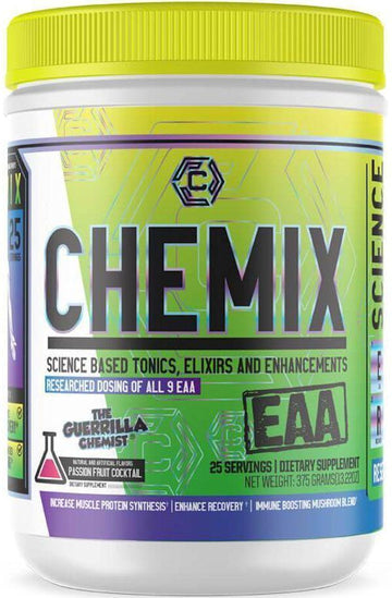 Chemix Essential Amino Acids 25 servings (code: 10off)