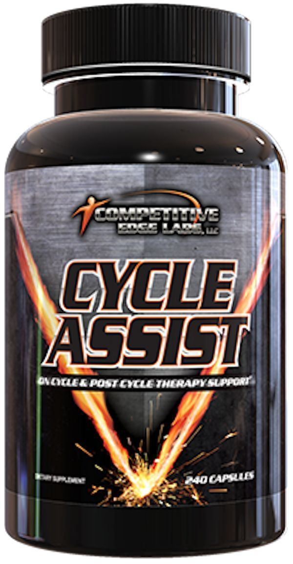 Competitive Edge Labs Liver Support Competitive Edge Labs Cycle Assist