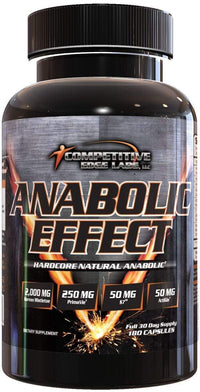 Competitive Edge Labs Muscle Pumps Competitive Edge Labs Anabolic Effect 180 caps