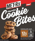 MET-Rx Cookie Bites 8 box