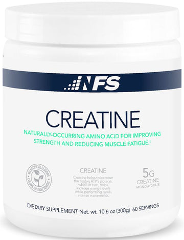 NF Sports Creatine Clearance