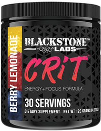 Blackstone Labs CRIT Berry