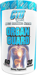 CTD Sports Organ Guard 60 caps.