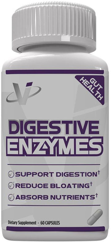 VMI Sports Digestive Enzymes 60 caps