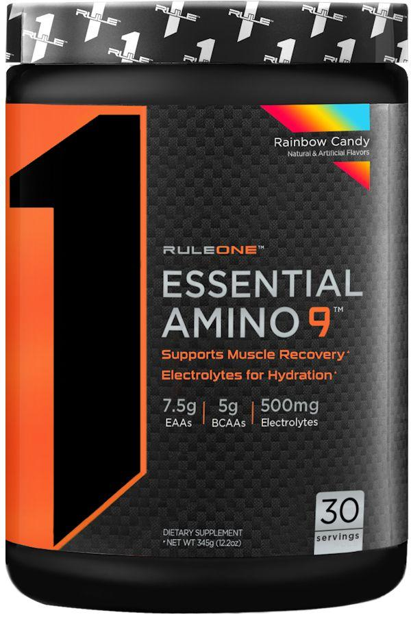 Rule 1 Essential Amino 9 30 servings