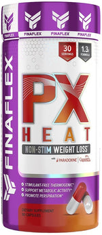 FinaFlex Fat Burner Finaflex PX Heat
