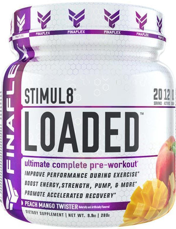 FinaFlex Stimul8 Loaded 20 servings