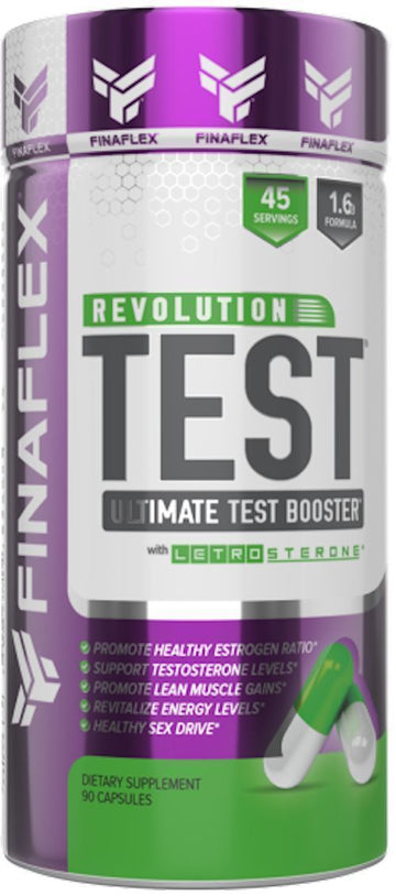 FinaFlex Revolution Test with Letrosterone 90 ct