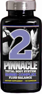 Pinnacle Sports Diuretics Shred Complex Pinnacle Sports