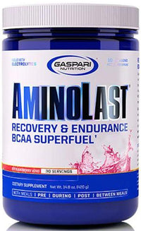 Gaspari Nutrition BCAA Fruit Punch Gaspari Nutrition AminoLast 30 serving