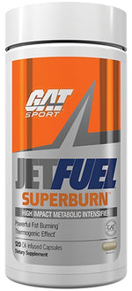 GAT Sports Weight Loss GAT Sports JetFuel Superburn 120 caps