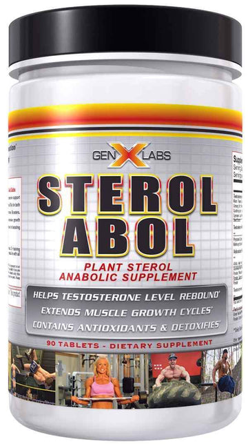 GenXLabs SterolABOL 90 tabs (bundle deal) CLEARANCE SALE