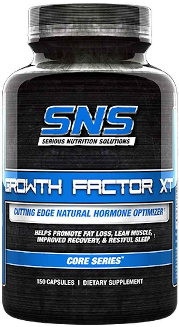 SNS Muscle Growth SNS Growth Factor XT 150 caps