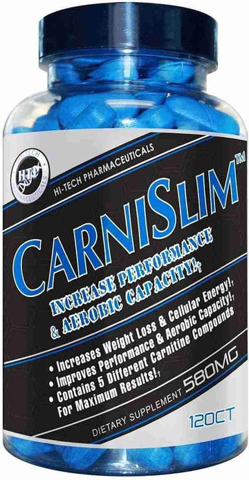 Hi-Tech Pharmaceuticals CarniSlim 120 ct
