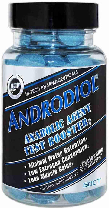 Hi-Tech Pharmaceuticals Androdiol 60ct CLEARANCE SALE