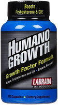 Labrada HumanoGrowth 120 caps BLOWOUT