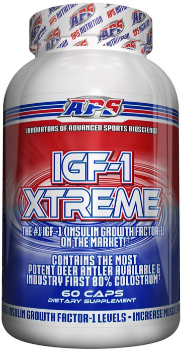 APS Nutrition IGF-1-Xtreme 60 caps Clearance
