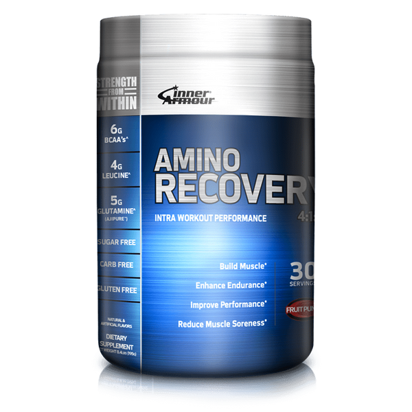 Inner Armour BCAAs Inner Armour Blue Amino Recovery 30 servings BLOWOUT SALE