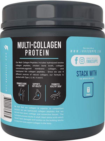 Inno Supps Multi-Collagen Protein 30 servings