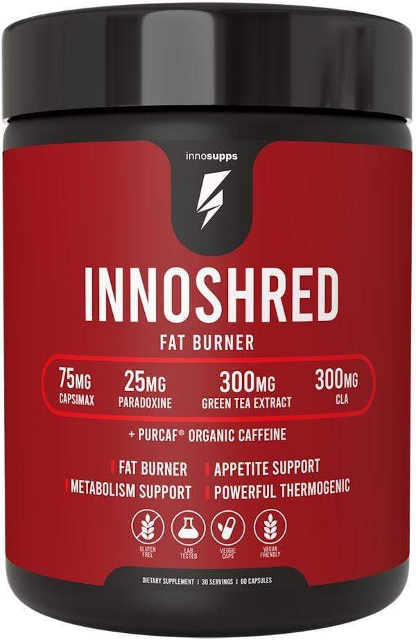 Inno Supps Grains of Paradise Inno Supps Inno Shred 60 caps