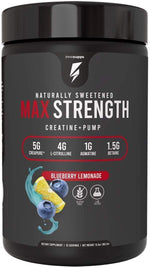Inno Supps Muscle Pumps Blueberry Lemonade Inno Supps Max Strength 25 servings