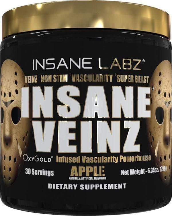 Insane Labz Hydromax Insane Labz Insane Veinz GOLD 30 servings