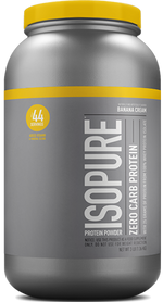 Nature's Best Isopure Zero - Low Carb  banana