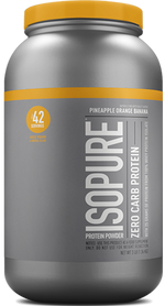 Nature's Best Isopure Zero pineapple