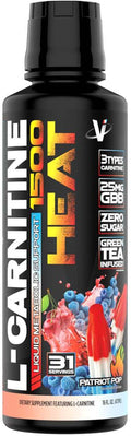VMI Sports L-Carnitine Heat 1500 Liquid 31 servings