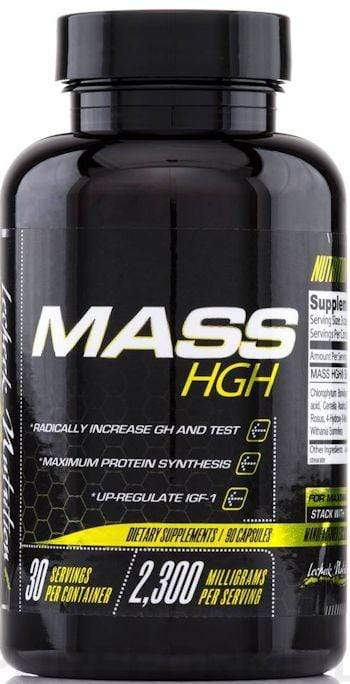 Lecheek Nutrition Muscle Growth Lecheek Nutrition Mass HGH 90 caps