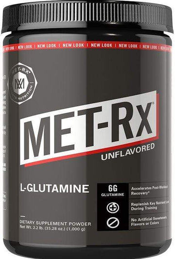 Met-Rx L-Glutamine Powder 1000 gms