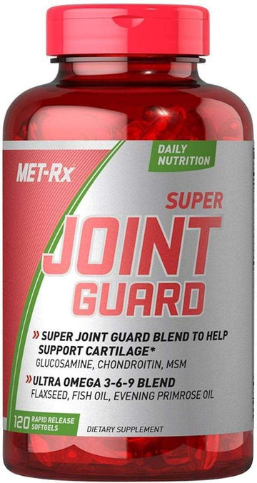 Met-Rx Super Joint Guard 120 ct