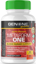 GenOne Labs Metaform One sugar control