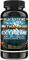 Blackstone Labs Metha-Quad Extreme 30 tabs (CLEARANCE SALE)