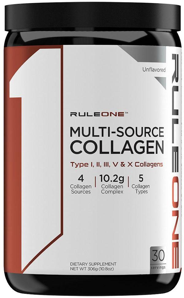 Rule 1 Multi-Source Collagen 30 servings