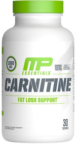 MusclePharm Carnitine MusclePharm Carnitine 60 caps