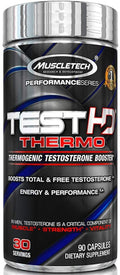 MuscleTechTest HD Thermo 90 ct